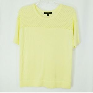 Banana Republic knitted career style top size S